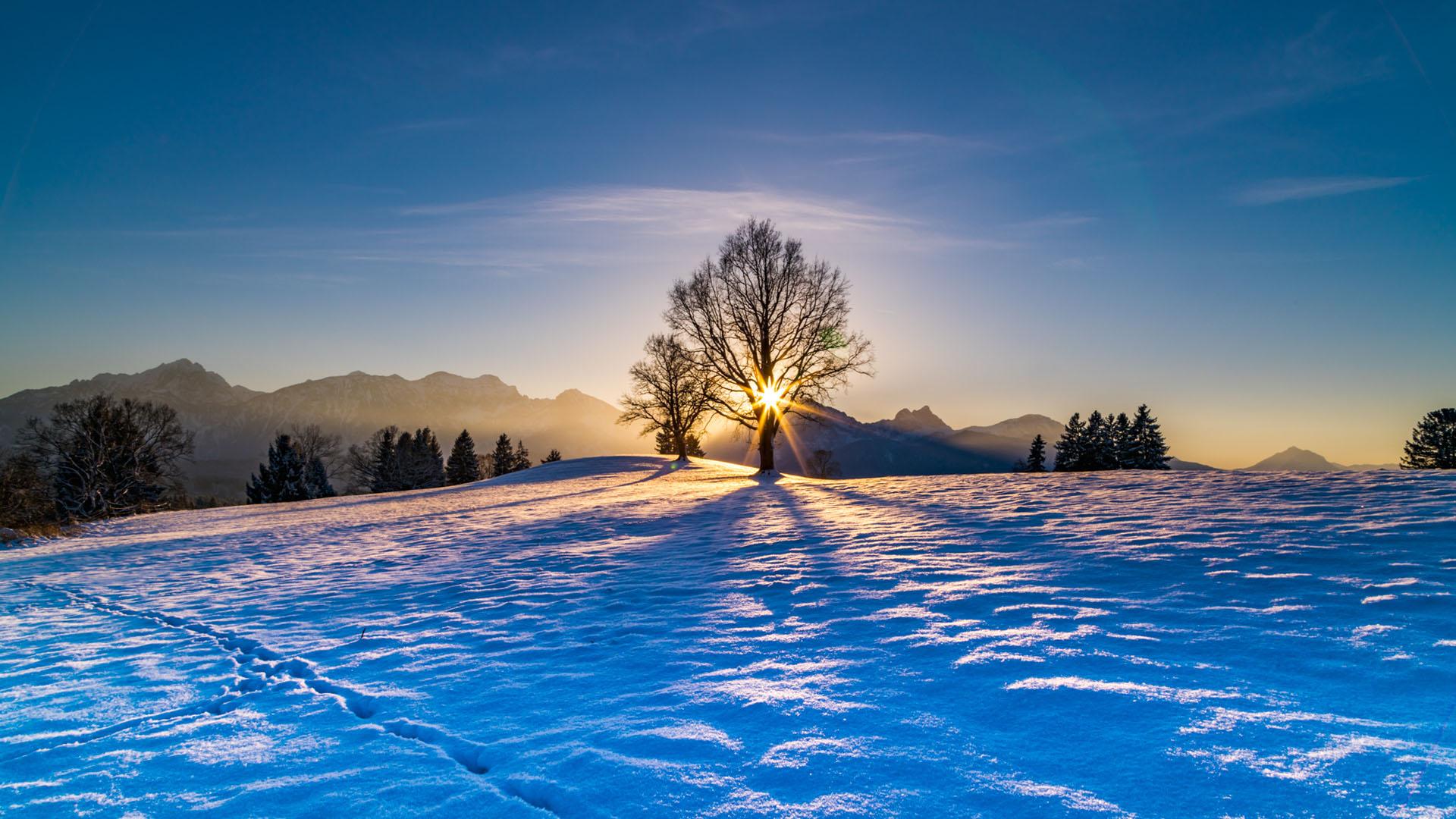 Wundervolle Winterzeit!